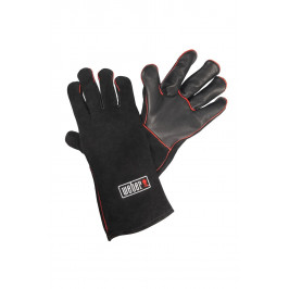 Weber Grilovací rukavice z kůže