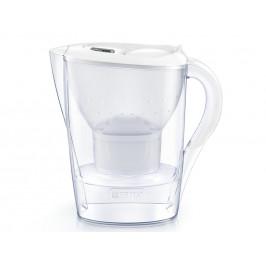 Filtrační konvice Brita Marella Cool Memo, bílá, 2,4 l