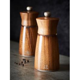 Mlýnek na pepř Peugeot Méribel, ořechové dřevo, 14 cm