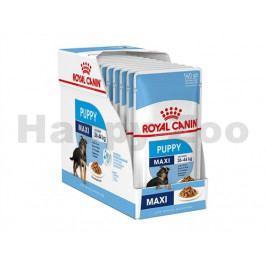 Kapsička ROYAL CANIN Maxi Puppy 10x140g (multipack)