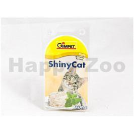 Konzerva GIMPET Shiny Cat kuře 2x70g