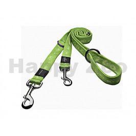 Vodítko přepínací ROGZ Alpinist HLM 21 G-Lime (S) 1,1x110-130-18