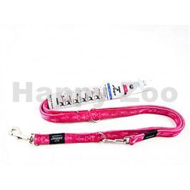 Vodítko přepínací ROGZ Alpinist HLM 21 K-Pink (S) 1,1x110-130-18
