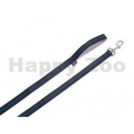 Vodítko NOBBY Soft Grip nylonové černé 1x180cm