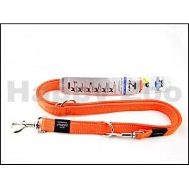 Vodítko přepínací ROGZ Alpinist HLM 27 D-Orange (XL) 2,5x110-130