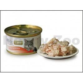 Konzerva BRIT CARE Cat - Chicken Breast 80g