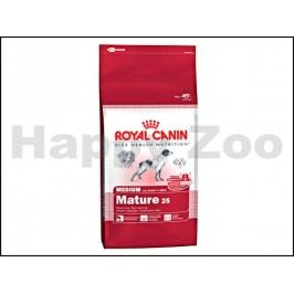 ROYAL CANIN Medium Adult +7 4kg