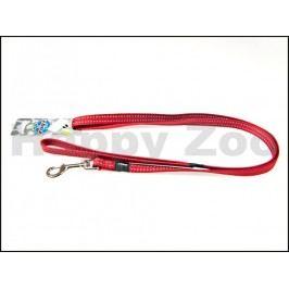Vodítko ROGZ Utility HL 11 C-Red (M) 1,6x140cm