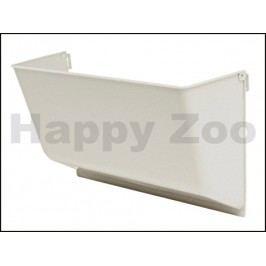 Plastový seník do klecí FERPLAST 28,2x9,3x15,8cm