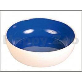 Miska keramická TRIXIE krémovomodrá pro kočky 300ml (12cm)