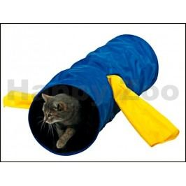 Nylonový tunel pro kočky TRIXIE 30x115cm