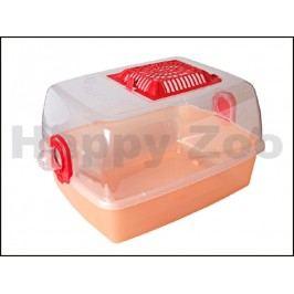 Plastový box TOMMI Agena Libra 50x38x28cm