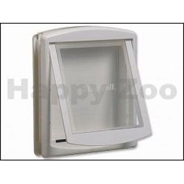 Plastová dvířka PET SAFE Staywell Original 760 bílá (velikost: 4