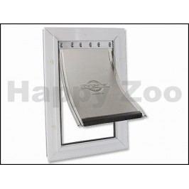 Hliníková dvířka PET SAFE Staywell Aluminium 660 bílá (velikost: