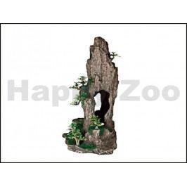 Dekorace TRIXIE - jeskyň s rostlinami 37cm