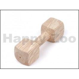 Činka aportovací JK dřevěná 250g