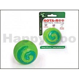 Hračka TOMMI guma - Rota Roo míč (S) 6cm (MIX BAREV)