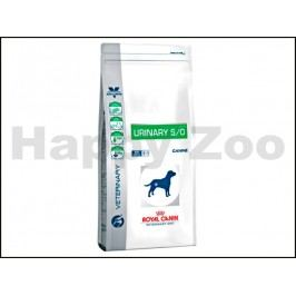 ROYAL CANIN VD Dog Urinary S/O LP 18 7,5kg
