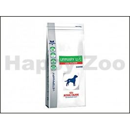 ROYAL CANIN VD Dog Urinary U/C Low Purine UUC 18 14kg