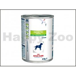 Konzerva ROYAL CANIN VD Dog Diabetic Special Low Carbohydrate 41