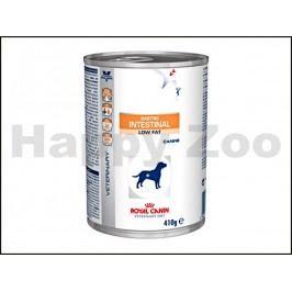 Konzerva ROYAL CANIN VD Dog Gastro Intestinal Low Fat LF 22 410g