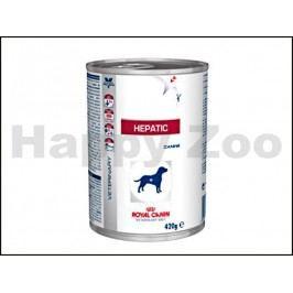 Konzerva ROYAL CANIN VD Dog Hepatic 420g