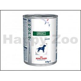 Konzerva ROYAL CANIN VD Dog Obesity Management 410g
