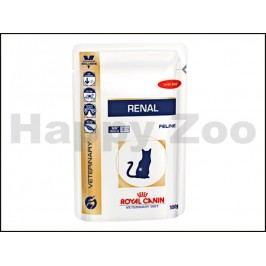 Kapsička ROYAL CANIN VD Cat Renal S/O with Beef 12x85g