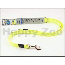Vodítko přepínací ROGZ Utility HLM 14 H-Dayqlow Yellow (S) 1,1x1