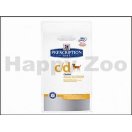 HILLS Canine C/D Multicare 5kg