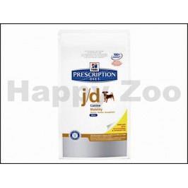 HILLS Canine J/D Mini 2kg