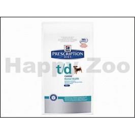 HILLS Canine T/D Mini 3kg