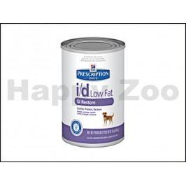 Konzerva HILLS Canine I/D Low Fat 360g