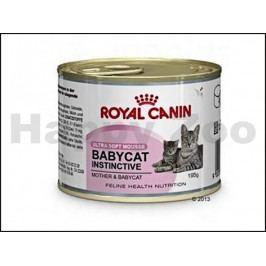 Konzerva ROYAL CANIN Baby Cat Instinctive 195g