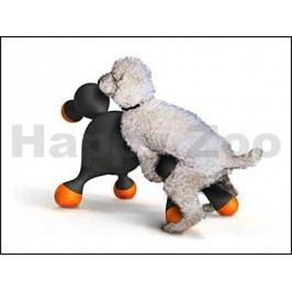 HOT DOLL psí milenka bílá  (pro psy 22-46cm v kohoutku)