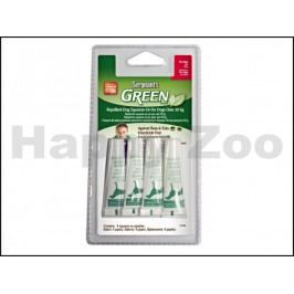 SERGEANT´S Green Spot-on Dog (L) 4x5ml (pro psy nad 30kg)