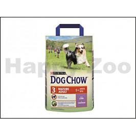PURINA Dog Chow Adult Mature Lamb and Rice 2,5kg