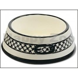 Keramická miska DOG FANTASY černobílá 18x6cm