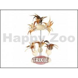 Hračka TRIXIE sisalové hřiště s pružinami 15x30cm