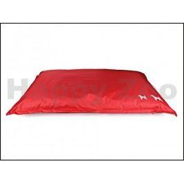 Matrace TOMMI Tufan červená 120x80cm