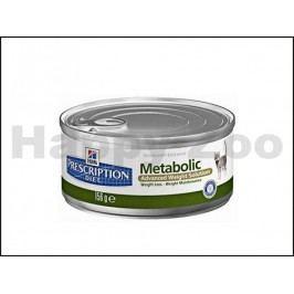 Konzerva HILLS Feline Metabolic 156g