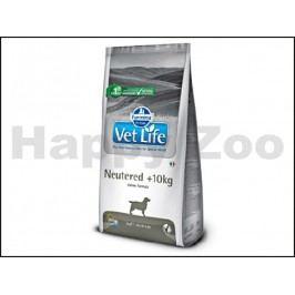 VET LIFE Dog Neutered >10kg 2kg
