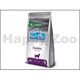 VET LIFE Dog Oxalate 12kg