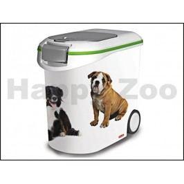 CURVER plastový barel na krmivo pro psa 20kg