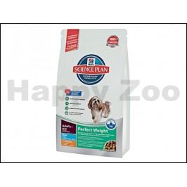 HILLS Canine Adult Perfect Weight Mini 2kg