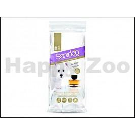 SANIDOG Perfume čistící ubrousky parfémované (42ks)