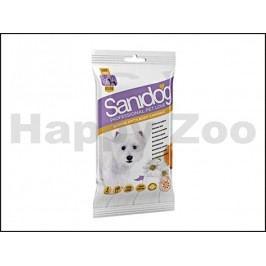 SANIDOG Camomile čistící rukavice pro psy (4ks)