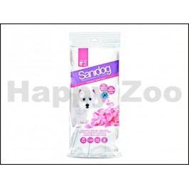 SANIDOG Talc čistící ubrousky pro psy (42ks)