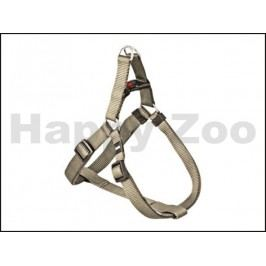 Postroj KARLIE-FLAMINGO Art Sportiv Plus D-ring béžový (XS) 20-3