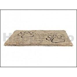Vysoce absorbční rohožka TRIXIE na špínu a vlhkost béžová 80x55c